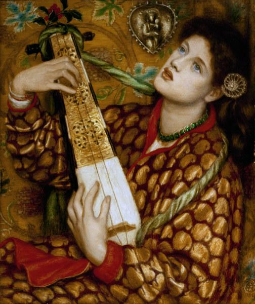 D.G.Rossetti